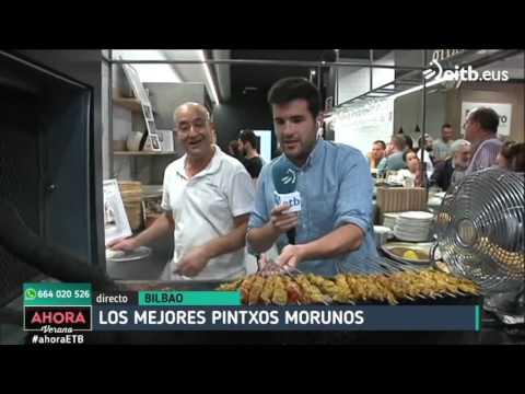 50 años preparando los mejores pinchos morunos de Bilbao