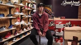 Реклама обуви для магазина SneakPeak - кроссовки и кеды в Оренбурге(Ни для кого не секрет, что кроссовки давно перестали быть только спортивным атрибутом и вошли в повседневну..., 2016-10-29T20:08:14.000Z)