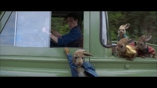 Peter Rabbit movie clip (Saving his brother life )