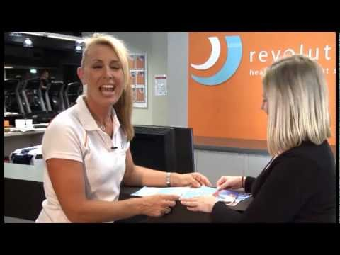 Revolution Health and Fitness Welcome Video