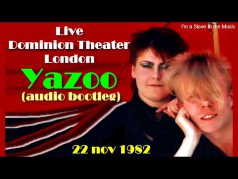 Live Dominion Thater London 22.11.1982