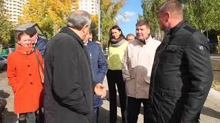 "Губернатор о бульваре на Рахова: ""Конь не валялся!"""
