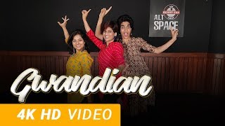 Gwandian | BHANGRA Dance Fitness Choreography by Vijaya Tupurani | Dr. Zeus & Zora Randhawa