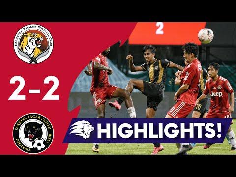 Balestier Khalsa Tanjong Pagar United Goals And Highlights