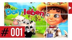 Let's Play - Dorfleben #001 - Muh macht die Kuh!