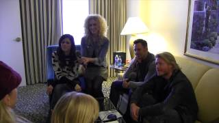 Little Big Town in the Spotlight with Lia!
