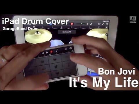 it 39 s my life bon jovi ipad drum cover 33 youtube. Black Bedroom Furniture Sets. Home Design Ideas