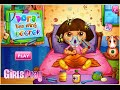 Dora The Explorer Online Games Dora Doctor Treatment Game