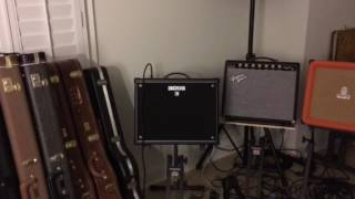 Boss Katana Amp rockabilly style amp setting