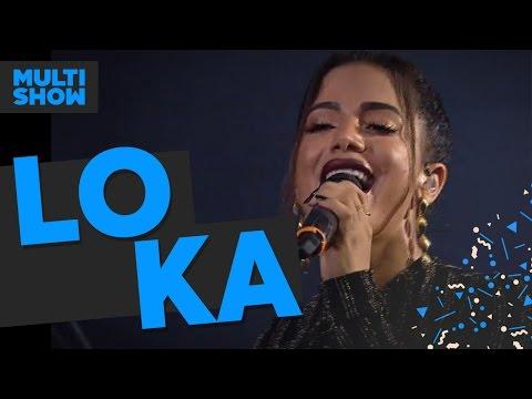 Loka   Anitta   Música Boa Ao Vivo   Multishow