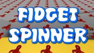 Fidget Spinner - A ROBLOX Machinima