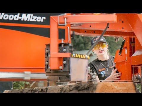 Wood-Mizer sawmill competition in Ukraine