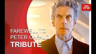 A Farewell to Peter Capaldi | TV Tribute Doctor Who 2017