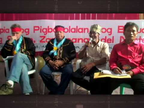 Mindanao Examiner TV Week in Review September 06-12, 2009 Part 1