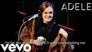 Adele - Love In The Dark English-Kurdish lyrics