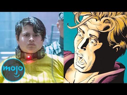 Superhero Origins: Firefist