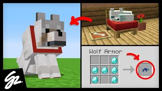8 Pet Ideas That Should Be In Minecraft