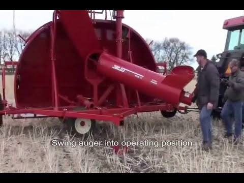 Renn Grain Bagger Transport System