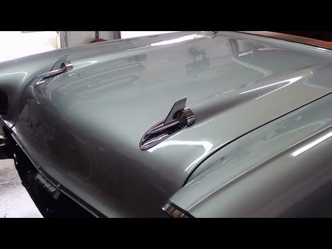 1957 Chevy Bel Air Project Part 3 - Area 52 Restorations Troy IL