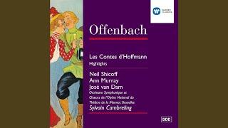 Les Contes dHoffmann, Act III: O cher Antonia... Ah! Jai le bonheur dans lâme...