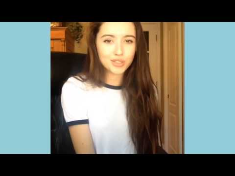 Neon Lights - Demi Lovato cover by Alyssa Light - vine covers