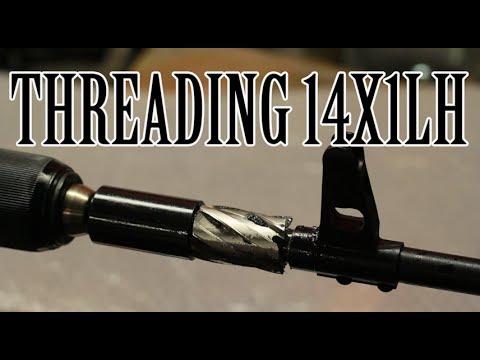 How to Thread a barrel: the basics