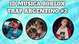 ID MUSICA ROBLOX TRAP ARGENTINO #2