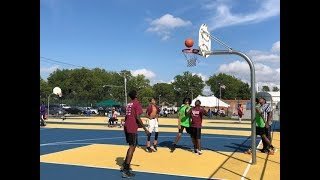 EPL, PAL, and the City of Euclid Host Basketball Tournaments
