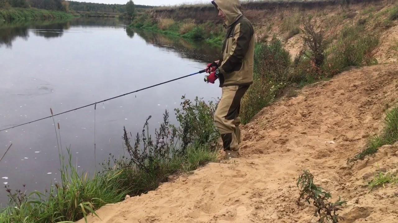 Рыбалка в г коврове