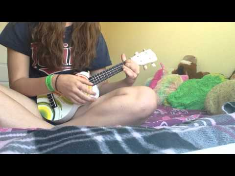 Almost Lover- A Fine Frenzy with Ukulele (Cover)