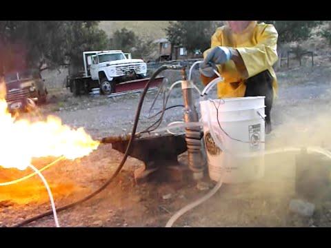 Liquid Fueled Rocket Test Number Two