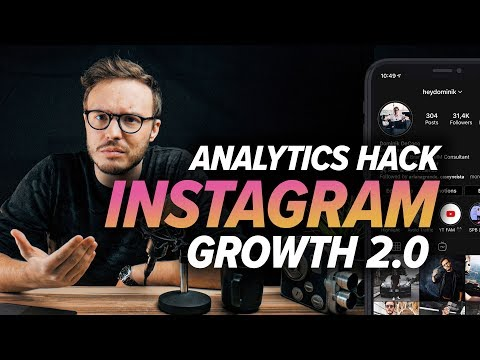 the ONLY WAY to grow on Instagram in 2020 (+free tracking sheet)