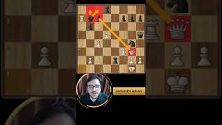 The Attractive Rook | Chess Tactics Training #Shorts