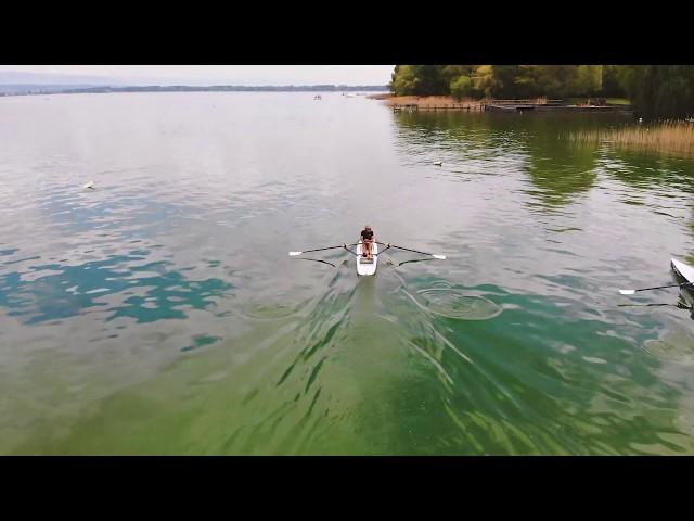 Comment tomber amoureux de l'aviron ? Une histoire Liteboat en Suisse