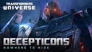 Transformers Universe - Decepticon Introduction