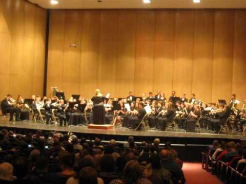 2017 Battle Creek High School Honors Band - Part 2 of 5