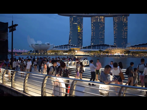 Merlion Park - Singapore 2017