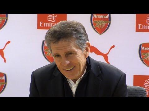Arsenal 0-2 Southampton - Claude Puel Full Post Match Press Conference - EFL Cup Quarter-Final