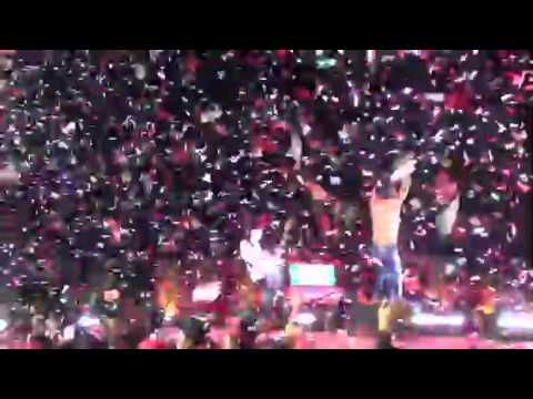 Slank feat Pay & Indra Q di Soundrenaline 2013