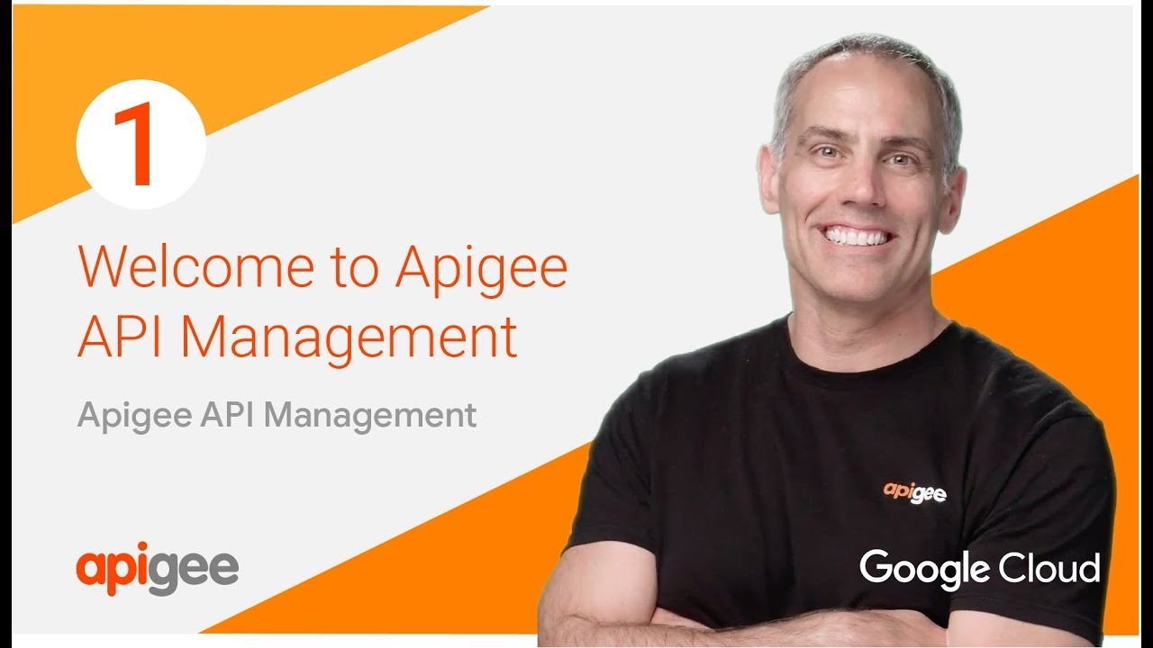 Apigee API Management Trial Episode 1: Welcome!