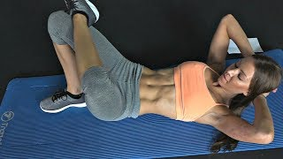 Girls Six-Pack Abs Workout