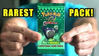 *I OPENED IT!* Extremely RARE Pokemon Cards Opening!