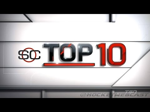 Top 10 Great Goals by Great NHL Players (HD)