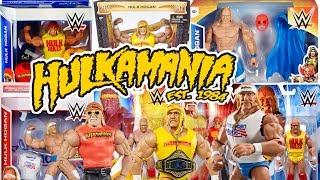 HULK HOGAN - Every WWE Mattel Action Figure