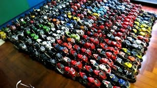 1/12 motorbikes diecast and model collection