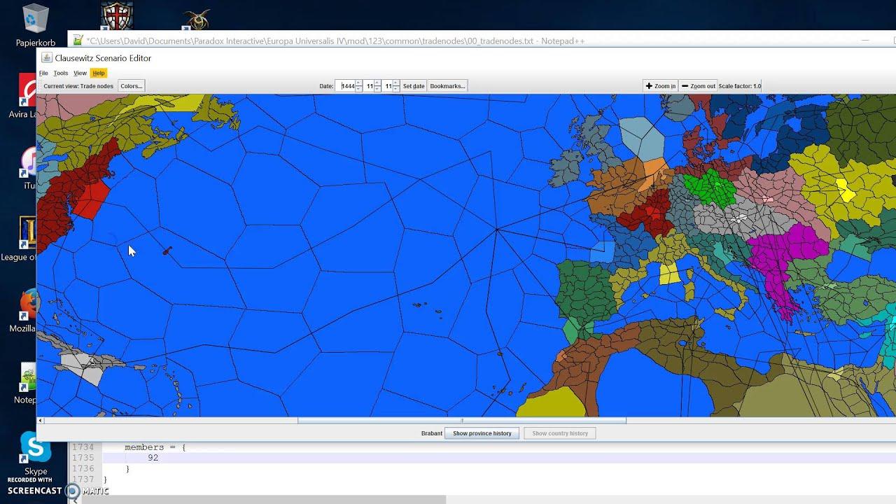 Eu4 how to add a trade node youtube eu4 how to add a trade node gumiabroncs Gallery