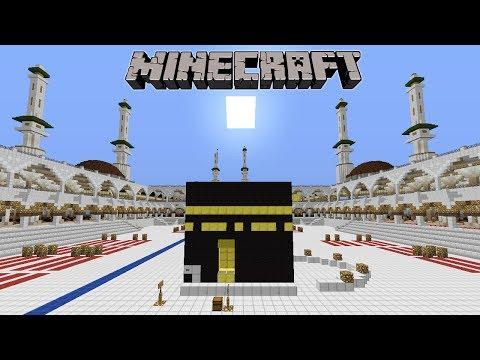 MASJIDIL HARAM & KA'BAH versi Minecraft