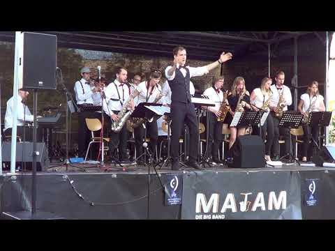Pick up the pieces | MAJAM - Die Big Band