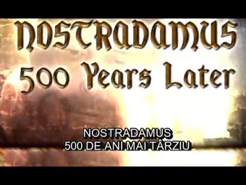 Nostradamus 500 years later