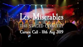 First Performance Curtain Call  | Les Misérables - The Staged Concert